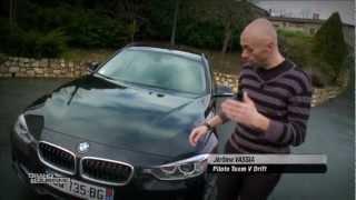 BMW 330D Touring - Essai sur route