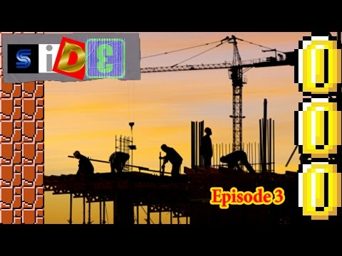 SiD3 Maker Episode 3 'Building With New Assets'