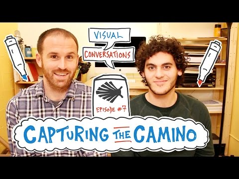 Capturing the Camino de Santiago