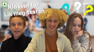 Download Lagu Klassen tar Lik❤️Meg-testen mp3