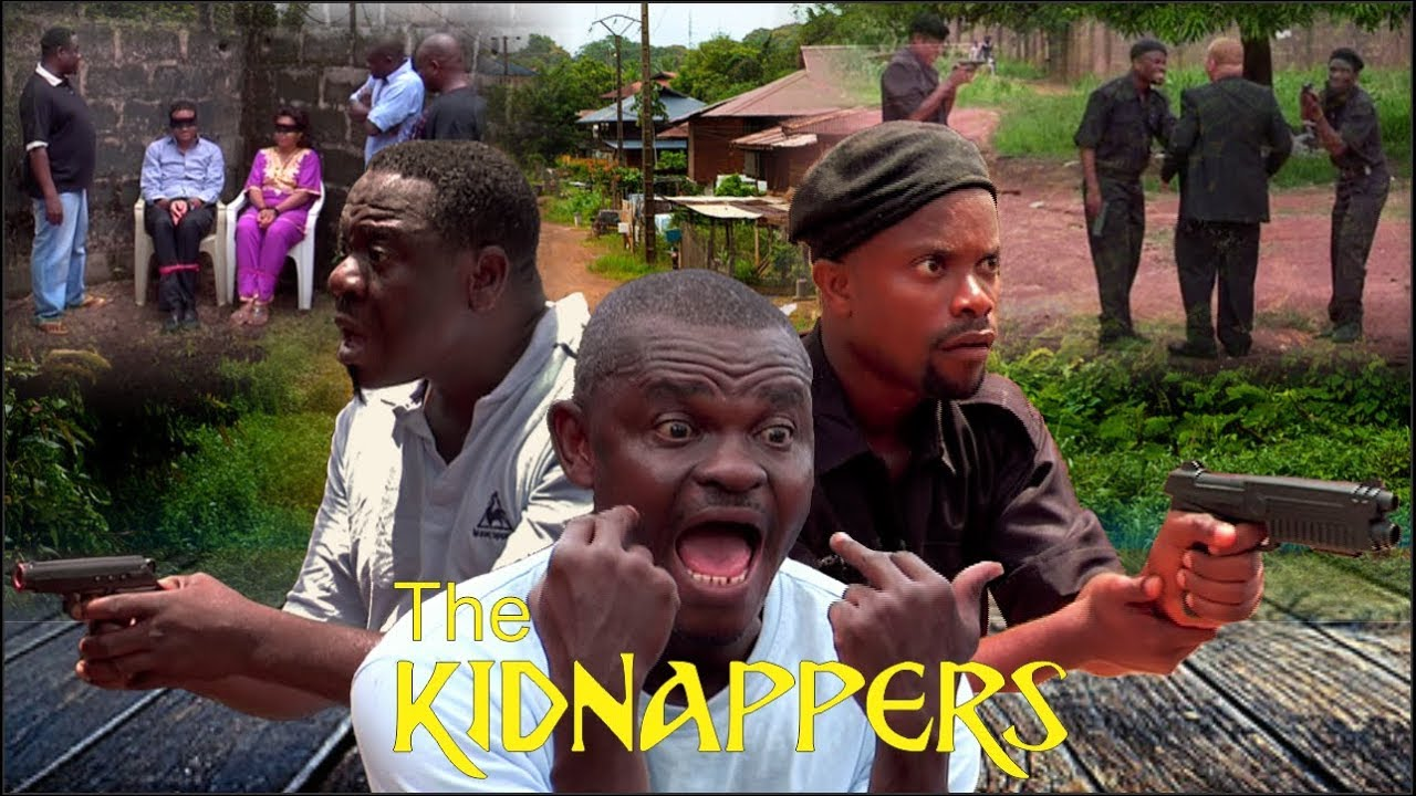 Download The Kidnappers Part 1 - Trending Nollywood Movie Comedy