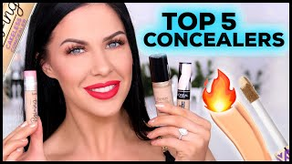 The Best Concealers of 2019! Yearly Beauty Favorites!!