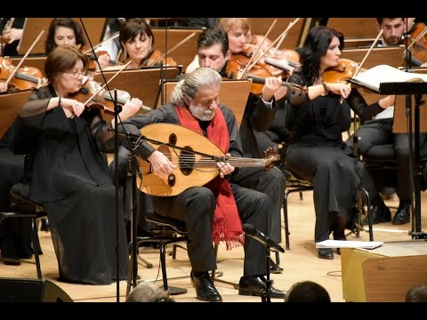 Marcel Khalife. Concerto Al Andalus. Sala Radio. Bucharest مرسيل خليفة. بوخارست