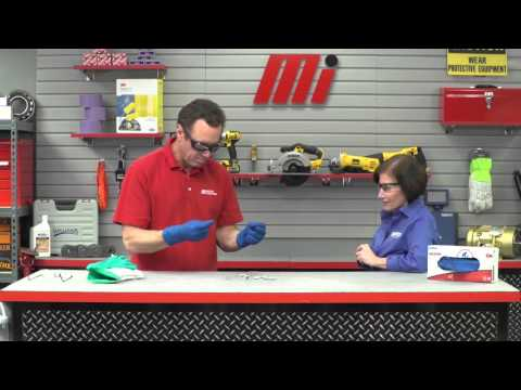 MiHow2 - Kimberly Clark - Jackson Safety G29 Solvent Gloves