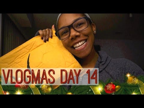 Filing a Claim against the Police Department + Unboxing  | VLOGMAS DAY 14