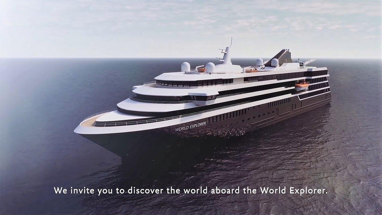 【動画】新造船ワールド・エクスプローラー イメージビデオ