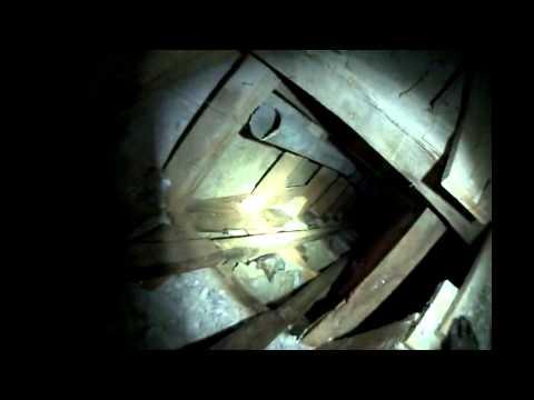 Exploring the Herkomite Mine Shaft
