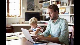 Как совместить семью и работу?