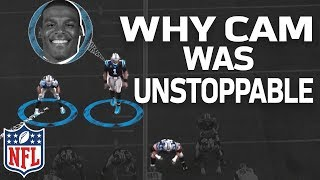 Why Cam Newton was Unstoppable on the Panthers Game-Winning Drive | NFL Highlights