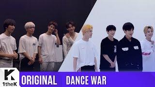 [DANCE WAR(댄스워)] Behind Sketch (비하인드 스케치)