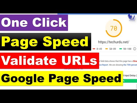 Get Faster Page Speeds with the New Speed Report in Google Search Console [Urdu/Hindi]