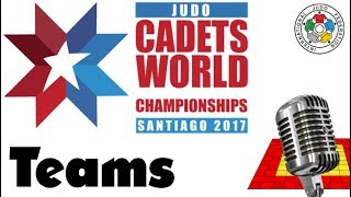 Video World Judo Championship Cadets 2017: Teams download MP3, 3GP, MP4, WEBM, AVI, FLV Desember 2017