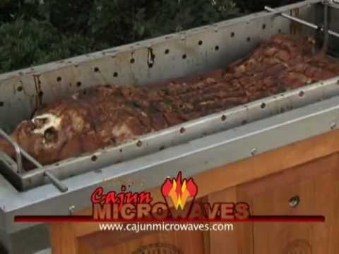 Cajun Microwave Montage