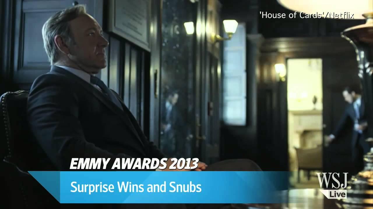 2013 Emmys: HBO's 'The Newsroom' Among Big Surprises