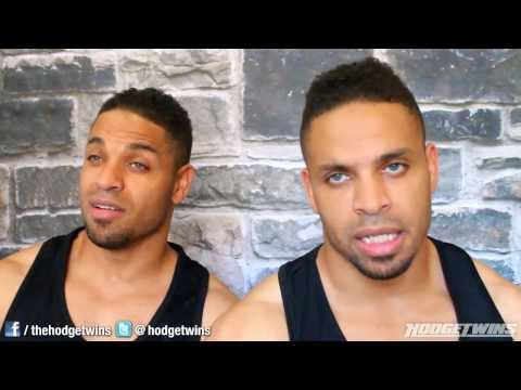 Compound Vs Isolation Exercises Rep Ranges.... @hodgetwins