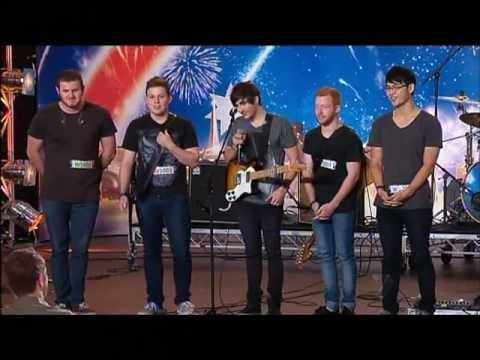 Beside Lights West Coast Band Australia S Got Talent