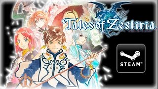 Tales of Zestiria [PC] Gameplay - 1080p