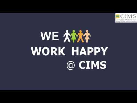 We Work Happy @ CIMS - Team Testimonial