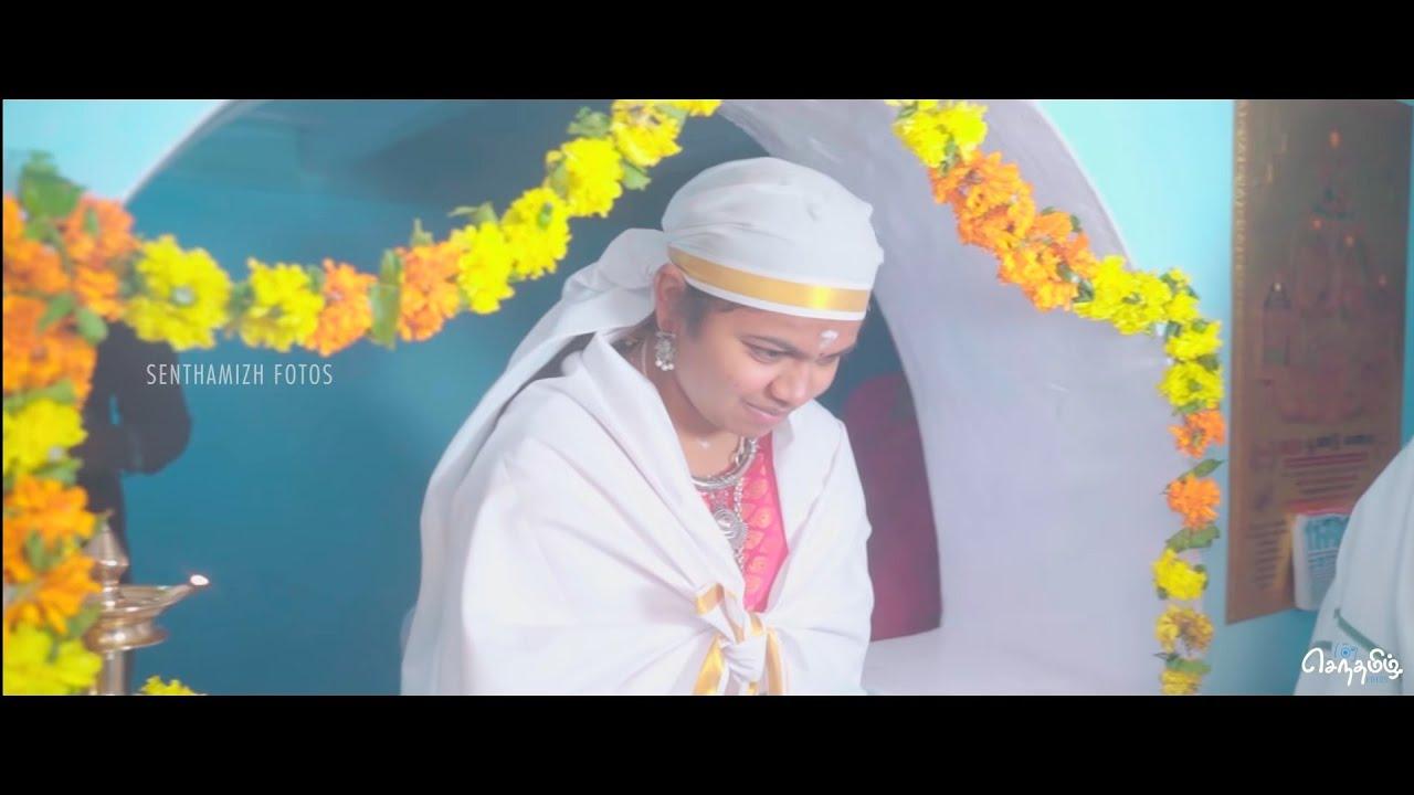 Beautiful Baduga Wedding Candid Highlights   Sharma & Shivani   Nenneya Jenavu   Senthamizh Fotos