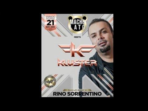 RINO SORRENTINO  - KLUSTER (Madrid) 21.11.2015