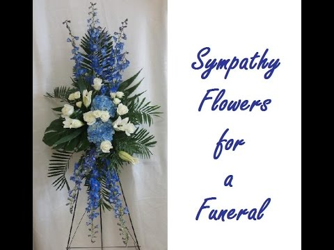 funeral-flowers---houston-sympathy-flowers-by-enchanted-florist