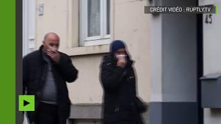 Incendie dans une usine de gaufres à Bruxelles