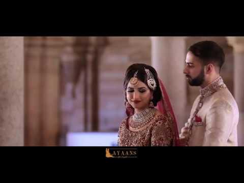 Sam & Mariam Pakistani Wedding At Crowne Plaza Glasgow By Ayaans Films