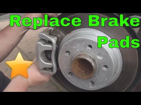 How to: Replace your Rear Brake Pads