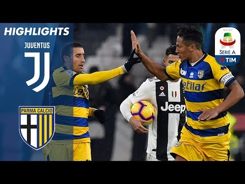 Juventus 3-3 Parma | Gervinho Snatches Late Draw After Ronaldo Double | Serie A