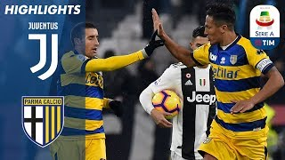 Juventus 3 3 Parma | Gervinho Snatches Late Draw After Ronaldo Double | Serie A