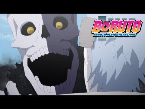 Kankuro's Secret Black Art   Boruto: Naruto Next Generations
