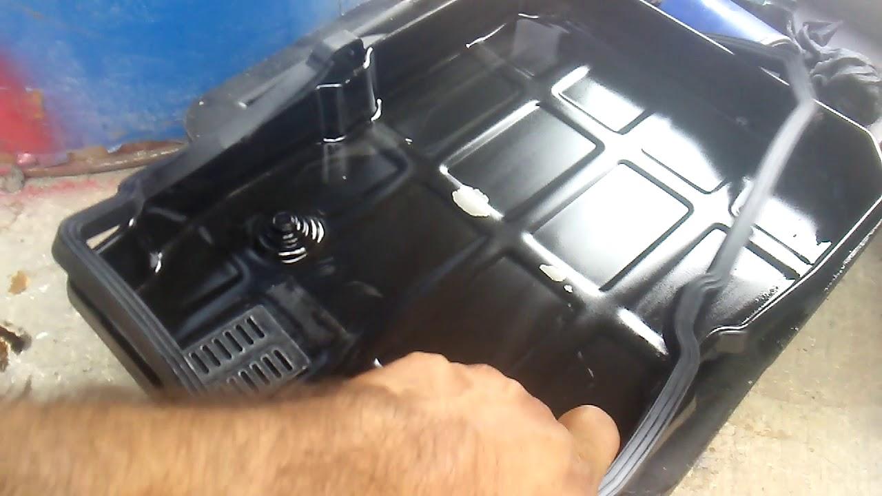 Dodge sprinter transmission fluid change