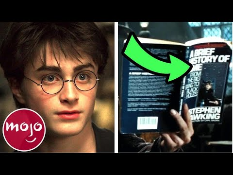 【WatchMojo中文】哈利波特电影系列中你错过的十大彩蛋 | 不知道的话别说你是哈迷!