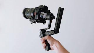 Zhiyun Weebill Lab + Sony A7III Cinematic Review
