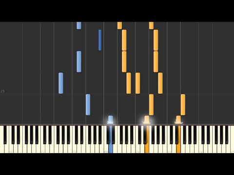Emmanuel (Michel Colombier) - Piano accompaniment tutorial