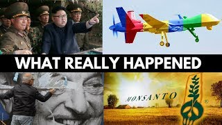 Why North Korea Walks Away From Peace? Blow Dealt To George Soros, Monsanto and Google