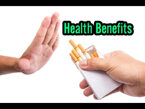 10 Health Benefits Of Stopping Smoking