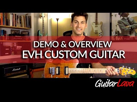 BYO EVH Demo   final video with demo through EVH  5150iii Lunchbox Amp