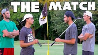 The Match | Matt VS Stephen | 9 Holes Match Play