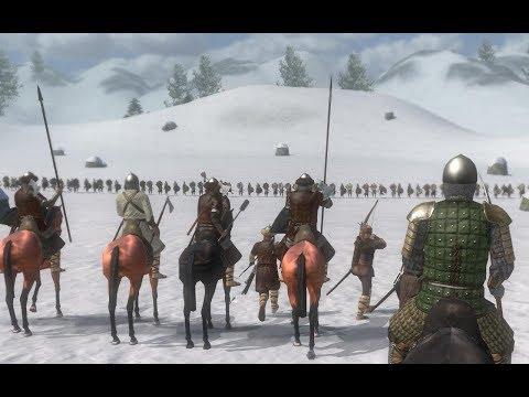Конец королевству Родок? Mount&Blade: Warband #3