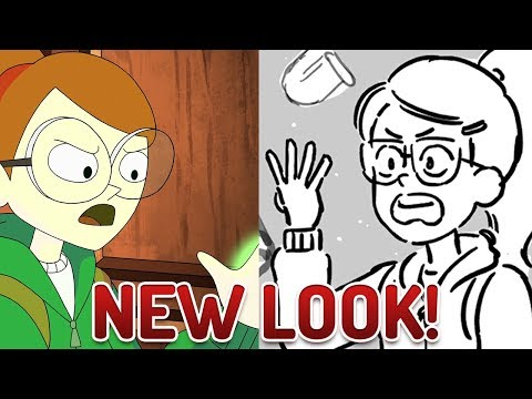 Infinity Train - Tulip's New Design & Hand Numbers Explained!
