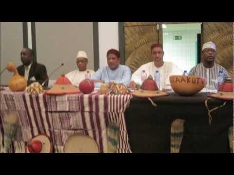 Pulaaku TV Investors Forum: opening moments - instants d