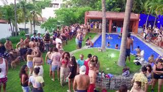 Sayulita Casa Delphine party