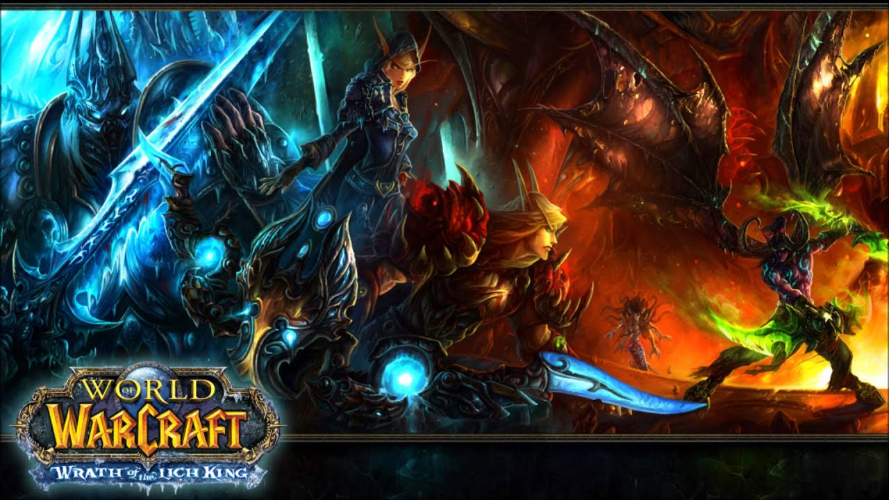 Wow Wrath Of The Lich King Ault On New Avalon Al Version