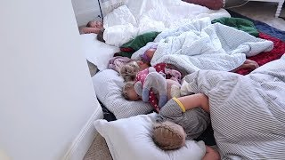 HOUSE FULL OF GIRLS| POOR RHETT  | THE LEROYS