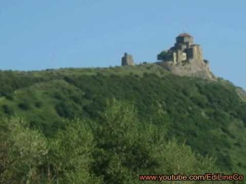 Georgian sacred places (Edi Line - Dream symphony)