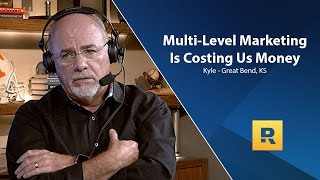 Multi-Level Marketing Is Costing Us Too Much Money