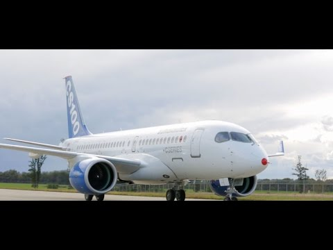 Bombardier Showcases CSeries Aircraft to Republic Airways