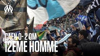 CAEN - OM LA VICTOIRE EN DIRECT DES TRIBUNES  | 12E HOMME thumbnail