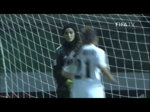 Match 9: Jordan v Mexico - FIFA U17 Women's World Cup 2016